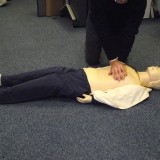 first aid trainers course